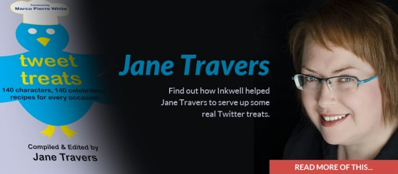 Tweet Treats Jane Travers