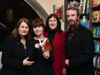 Christine O'Dowd, Katy, Vanessa O'Loughlin and Michael O'Dowd